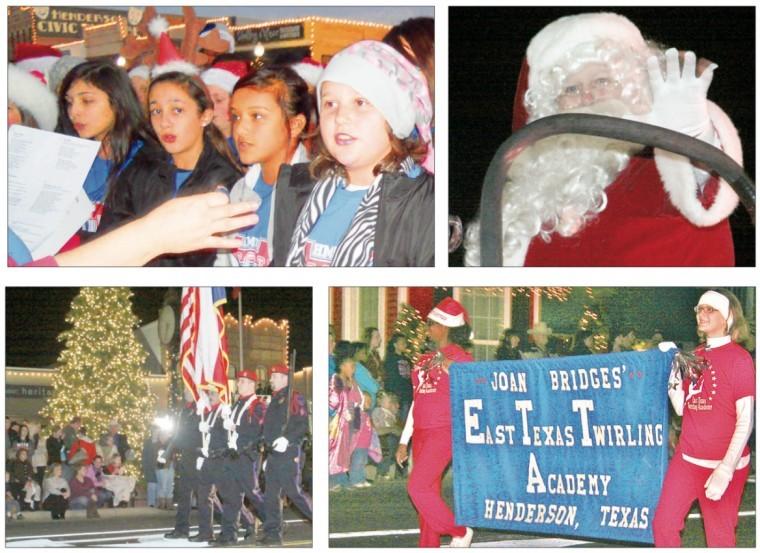 Henderson Xmas Parade