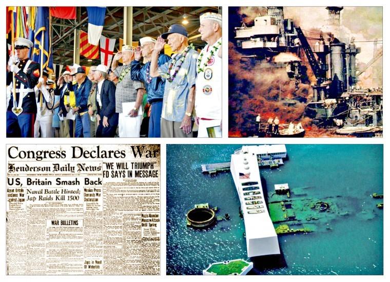 Pearl Harbor Day in Henderson