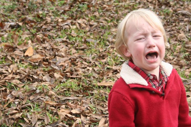 Liam turns 4