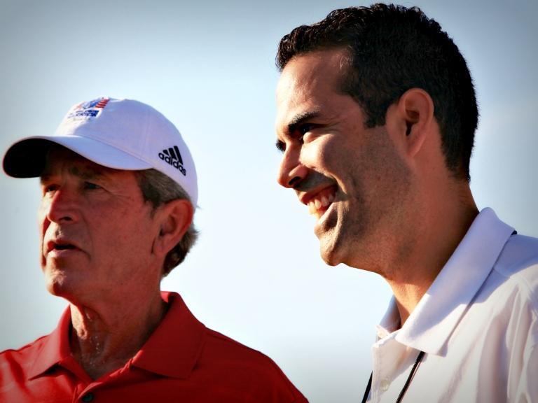 George W. and George P. Bush