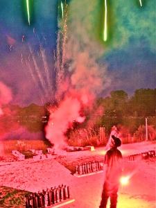 2013 Overton fireworks