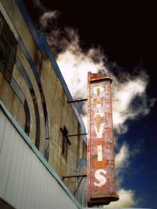 Overton/Davis Theater, 2012