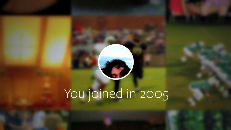 9 Years of Facebook