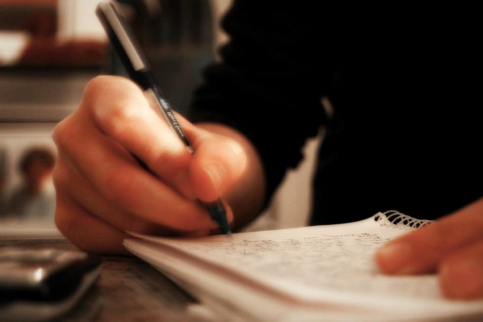 Notebook Scribbling