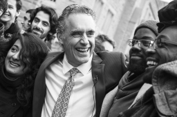 Jordan Peterson is my homeboy?